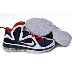best sneakers 56ddf 4e528 Buy Original Nike Lebron 9 Shoes Navy Red White 469764 101 New Release from Reliable  Original Nike Lebron 9 Shoes Navy Red White 469764 101 New Release ...