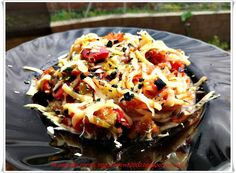 Mi pequeño rincon: Espagueti con verduras