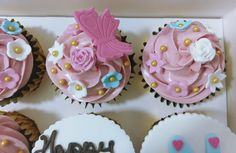 Customized Cupcakes For Gifting, Parties & Corporate Events Yummy Cupcakes, Mini Cupcakes, Custom Cupcakes, Birthday Cupcakes, Bite Size, Serving Size, Corporate Events, Anniversary Gifts, Party