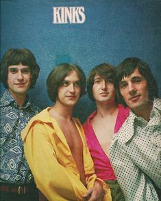Beatles, Waterloo Sunset, Dave Davies, Edna Mode, The Kinks, Swinging London, 60s Music, Music Images, British Invasion