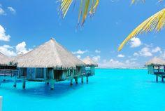 Over Water Villa - St. Regis Bora Bora Resort