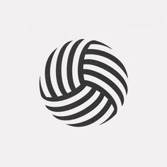 A new geometric and minimal design every day. Geometric Logo, Geometric Designs, Geometric Shapes, Gfx Design, Design Art, Graphic Design, Op Art, Shape Design, Pattern Design