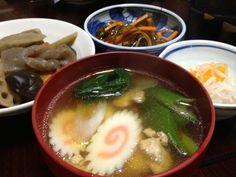 (テスト)にんじんいかもあるよ - 15件のもぐもぐ - にんじんいかと雑煮 by nansei