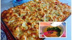 Květák už nesmaží, toto je stokrát lepší: Vynechejte trojobal, vezměte sýr a zakysanou smetanu, toto vylepšení si zamiluje každý! Food Humor, Vegetable Recipes, Quiche, Cottage Cheese, Macaroni And Cheese, Spinach, Food And Drink, Low Carb, Cooking Recipes