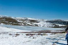Laguna de los peces congelada Explore, Mountains, Nature, Photos, Travel, Naturaleza, Scenery, Viajes, Exploring