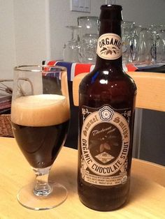 Organic Chocolate Stout - Samuel Smith Old Brewery