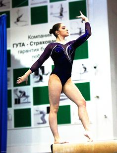 Aliya Mustafina 2014 Russian National Champion :D