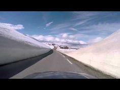 Driving in Norway: Vikafjellet