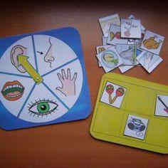 5 senses art projects for kindergarten - Preschool - Aluno On Senses Preschool, Body Preschool, Senses Activities, Preschool Learning, Kindergarten Activities, Educational Activities, Learning Activities, Preschool Activities, Kids Education