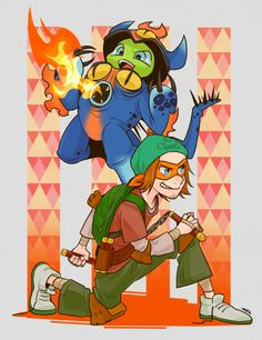YES YES YES 100 TIME YES! MAKE THIS CROSSOVER HAPPEN PLEAZE! <333