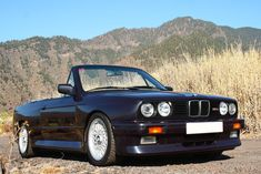 These BMW Are a Dream Near the Ocean or Climbing Mountains Bmw E30 M3, Bmw Alpina, Bmw E30 Convertible, M3 Cabrio, Car Fuel, Luxury Private Jets, Skyline Gtr, Sports Sedan, Drag Racing