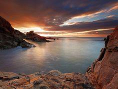 beautiful sunset  An Aouchou diez | http://www.thenaturephotography.com/image/1171/beautiful_sunset__An_Aouchou_diez/