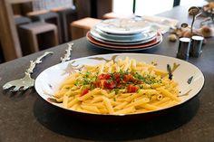 Spaghetti, Ethnic Recipes, Room, Spaghetti Noodles, Peace, Bedroom