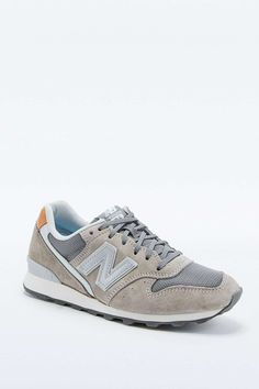 New Balance - Baskets 996 grises