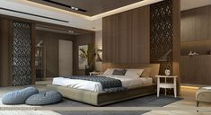 51 Luxury Bedrooms With Images, Tips & Accessories To Help You Design Yours - Archi-Moze Luxury Bedroom Furniture, Luxury Bedroom Design, Home Decor Bedroom, Master Bedroom, White Bedroom, Bedroom Designs, Master Suite, Furniture Sets Design, Dispositions Chambre