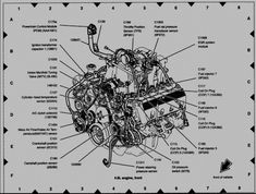 10+ Best ford 351w parts images | ford, valve cover, mustang enginePinterest