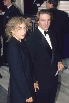 Ralph Fiennes and Alex Kingston Joseph Fiennes, Alex Kingston, Ralph Fiennes, Liam Neeson, Dr Who, Celebs, Celebrities, Celebrity