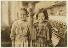 Workplace friends - Cotton Mill Girls, Tifton, GA 1909