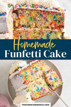 Homemade Cake Recipes, Cupcake Recipes, Cupcake Cakes, Cupcakes, Round Cake Pans, Round Cakes, Cake Dip, Two Layer Cakes, Box Cake Mix
