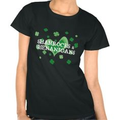 =>Sale on          	St Patrick's Day t shirt | Shamrocks & Shenanigans           	St Patrick's Day t shirt | Shamrocks & Shenanigans so please read the important details before your purchasing anyway here is the best buyShopping          	St Patrick's Day t shirt | Shamrock...Cleck Hot Deals >>> http://www.zazzle.com/st_patricks_day_t_shirt_shamrocks_shenanigans-235445277118043245?rf=238627982471231924&zbar=1&tc=terrest