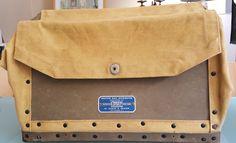 RARE FIND!  Bristow Mail Carrier 1930