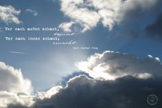 On my Blog Mikrokosmos every Sunday you get a new quote