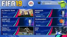 FIFA 19 Offline Android Fix Patch Game Download Fifa Games, Soccer Games, Fifa 14 Download, Cell Phone Game, Android Mobile Games, Offline Games, Android Apk, Patches, Soccer