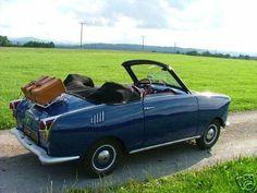 Goggomobil Cabrio - www.VintageMicrocar.com