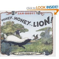 I need this honey badger book!! Not to mention it's by one of my fav authors...