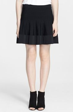 A.L.C. 'Marc' Flared Skirt available at #Nordstrom