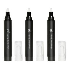 $13 for set of threeBUY NOW  Fix eyeliner and mascara smudges easily with a makeup remover pen that won't dry out your skin. This one is infused with vitamin E, cucumber and chamomile, and even works on waterproof makeup.  More: We're Obsessed With the FOREO LUNA Face Scrubber, and Here's Why