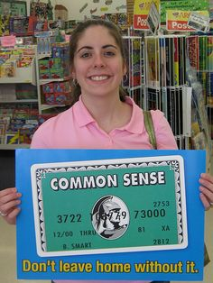 How to Develop Common Sense in 8 Steps - I need to give this link to some people I know :)