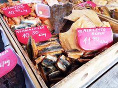 Fischmarkt in Tallinn