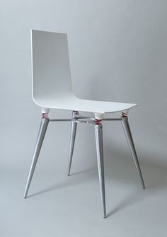 Skoki Chair – a drunken chair by designer Michael Kushner
