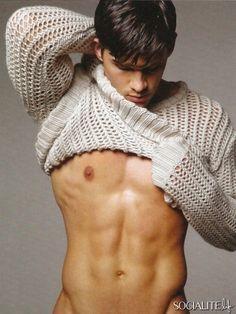 Male Model Zeb Ringle