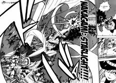 Read manga Fairy Tail Fairy Tail 458: Morning Star online in high quality