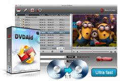 Pavtube DVDAid for Mac - The best DVD copying and ripping tool
