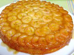 Une recette degâteau à la banane, peugras, peu sucré et léger en bouche, à préparer pour le goûter ou le...