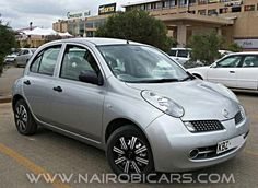 Best prices on new and used cars in Kenya @ www.nairobicars.com 2007 Nissan March http://www.nairobicars.com/views/Nissan_March_Hatchback_2007-667/
