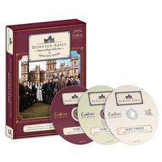 Downton Abbey - Die Bastelkollektion von Crafters Companion zur Fernseh-Serie  Triple-Disc-CD-Rom (3 Cds in einer Box)  2 CDs voll mit Toppers, Hintergründen, Schneidebogen, Embellishments, Rändern und vielem mehr. 1 CD mit 18 pdf-Vorlagen zum Erstellen von diversen Projekten.  Triple-Disc-CD-ROM - Downton Abbey - DA-CD-BOX erhältlich bei www.3dkarten.eu