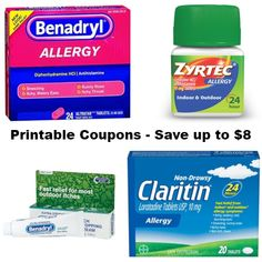 photograph regarding Zyrtec Printable Coupon known as Zyrtec : Printable $4 Coupon inside 2019 Special discounts and Promotions