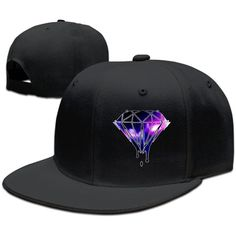 Galaxy Diamond Baseball Caps Snapback Trucker Hats Snapbacks ($14) ❤ liked on Polyvore featuring accessories, hats, cap snapback, snap back hats, trucker hats, baseball cap hats and galaxy snapback