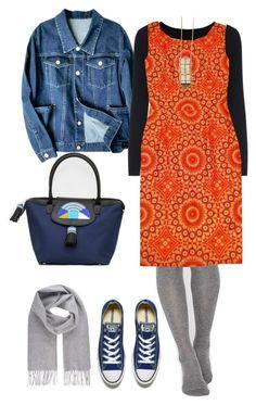 sape orange shweshwe moodboard - 640×1012