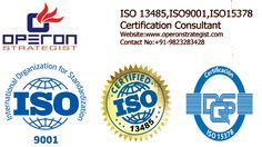 #Operon #Strategist provides #ISO 13485,#ISO 15378,#ISO9001 Certification Consulting Service: -Operon Strategist provides ISO13485 consulting service for medical device manufacturers. Website:www.operonstrategist.com