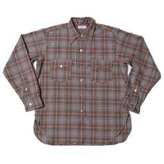 HELLER'S CAFE 1930's Oregon City Wool Shirts