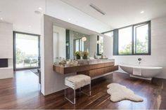 100 Ideas of bathrooms for all tastes - Part II 8