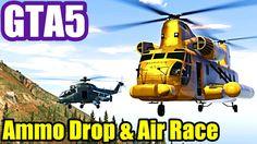 Gold Dubsta, Ammo Drop & Fly Under A Bridge - GTA 5 Adventures #44