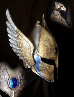 Highelven Helmet Warhammer by ~BloodworxSander on deviantART