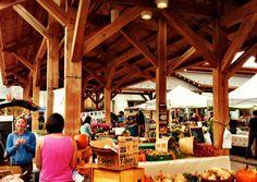 Blacksburg, VA: Farmers Market #blacksburg #virginiatech #hokies (Photo by Peter Means)
