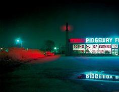 Route 17 - Maywood, NJ, 1979 © Joe Maloney
